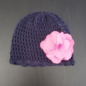 Carters Crochet Hat